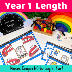 Must Have Length Activities Year 1